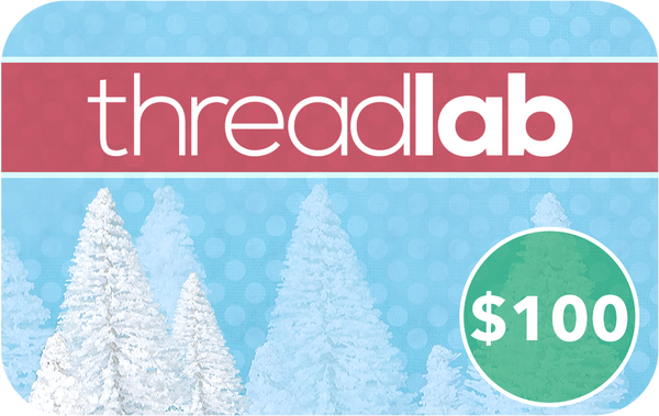ThreadLab Winter $100 Gift Card