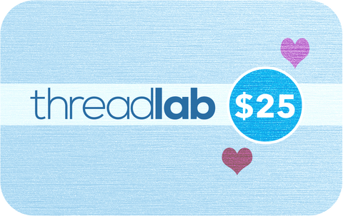 ThreadLab E-Gift Card $25