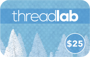 ThreadLab Winter $25 Gift Card