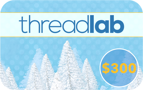 ThreadLab Winter $300 Gift Card
