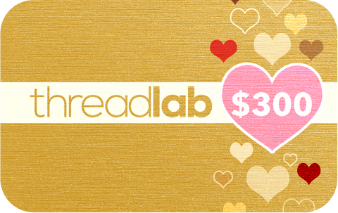 ThreadLab Love E-Gift Card $300