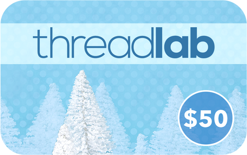 ThreadLab Winter $50 Gift Card