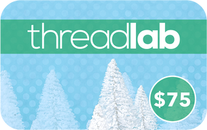 ThreadLab Winter $75 Gift Card
