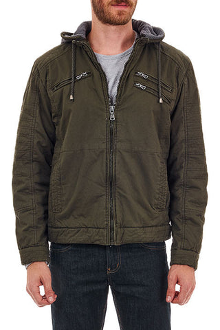 PX Clothing Andres Jacket