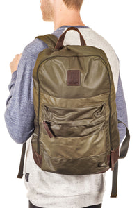 PX Clothing Paul Water Resistant Backpack