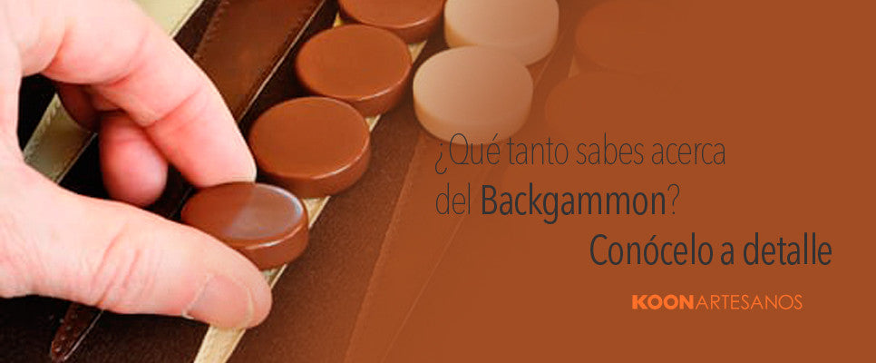Backgammon, Historia del backgammon