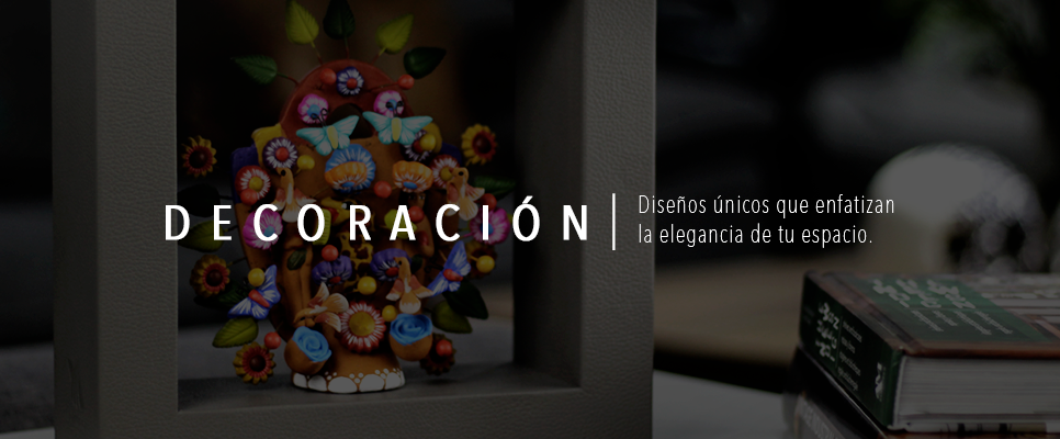 Productos de decoración
