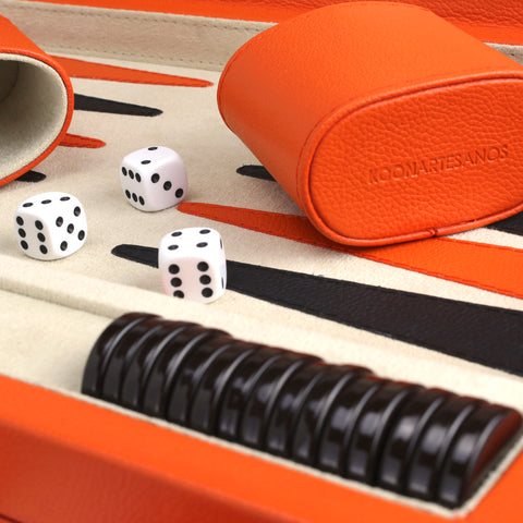 Backgammon chico - Koon Artesanos