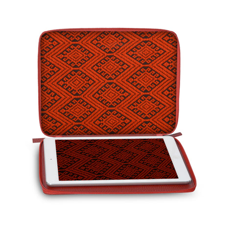 A+A Funda iPad mini flexible con brocado