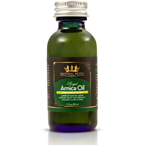 IMPERIAL BEING Royal Arnica Oil - Rapid Healing Formula