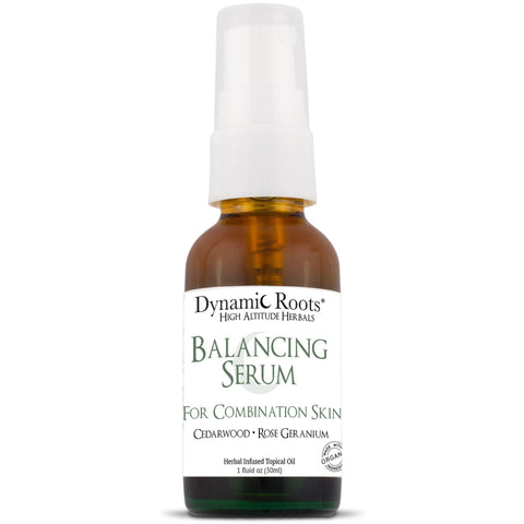 DYNAMIC ROOTS Balancing Serum for Combination Skin