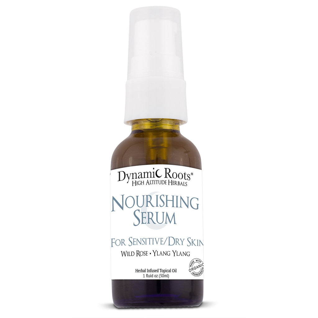 DYNAMIC ROOTS Nourishing Serum for Sensitive or Dry Skin