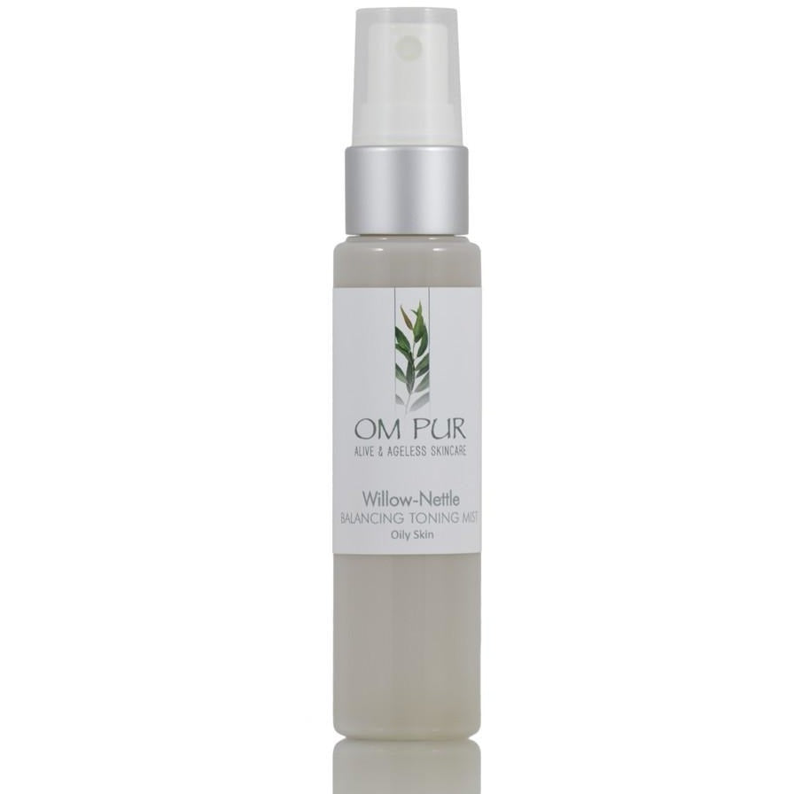 OM PUR Willow-Nettle Balancing Toning Mist