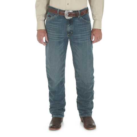 Wrangler Mens Barrel Cotton Blend 20X Jeans