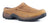 Roper Mens Lightweight Slip-Ons Tan Oiled Leather Comfort Loafer Shoes