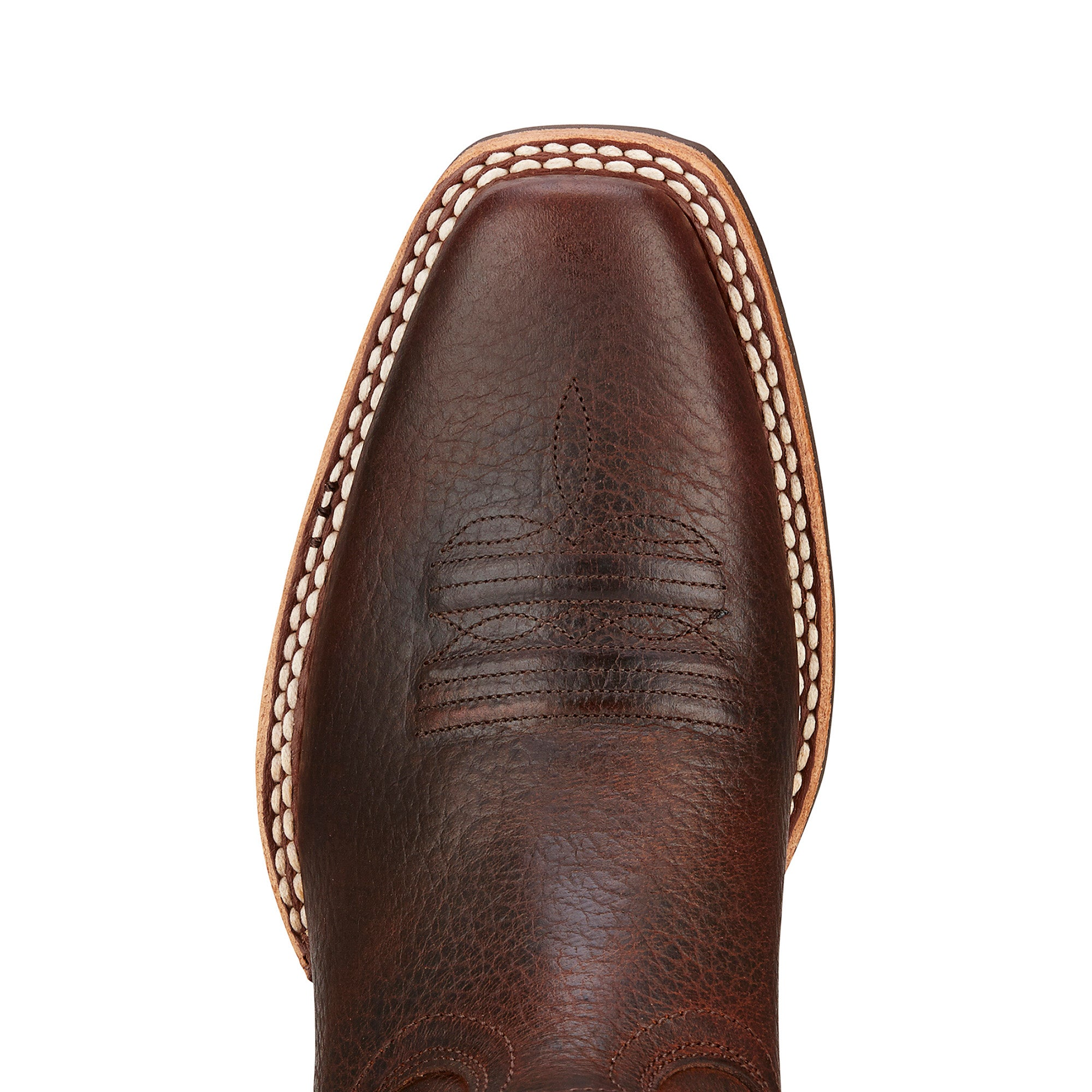 f33309ef7eb Ariat Brown Oiled Rowdy Womens Legend Leather Western Boots – The ...