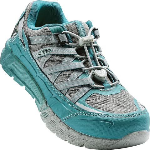 Keen Utility Ink/Eggshell Womens Asheville AT ESD Textile Sneaker Shoes