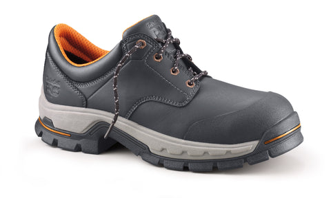Timberland Pro Stockdale SR Oxford Alloy Toe Mens Black Raptek Work Shoes