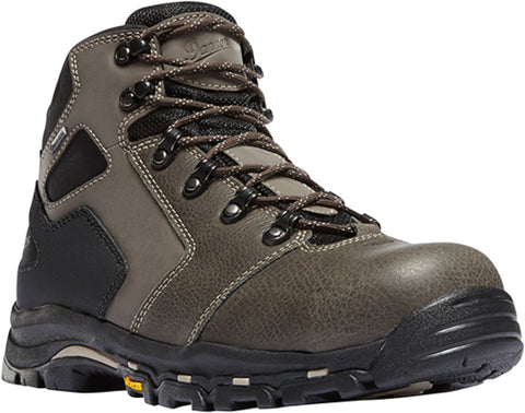 Danner Vicious 4.5in NMT Mens Slate/Black Leather GTX Work Boots