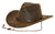 Outback Trading Co. Gold Dust Mens Hat Brown Vintage Cotton/Polyester UPF50