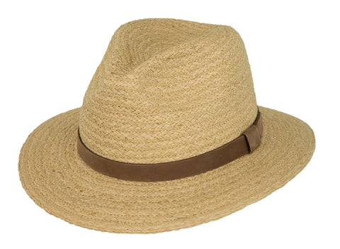 Outback Trading Co The Frolic Mens Hat Natural Palm