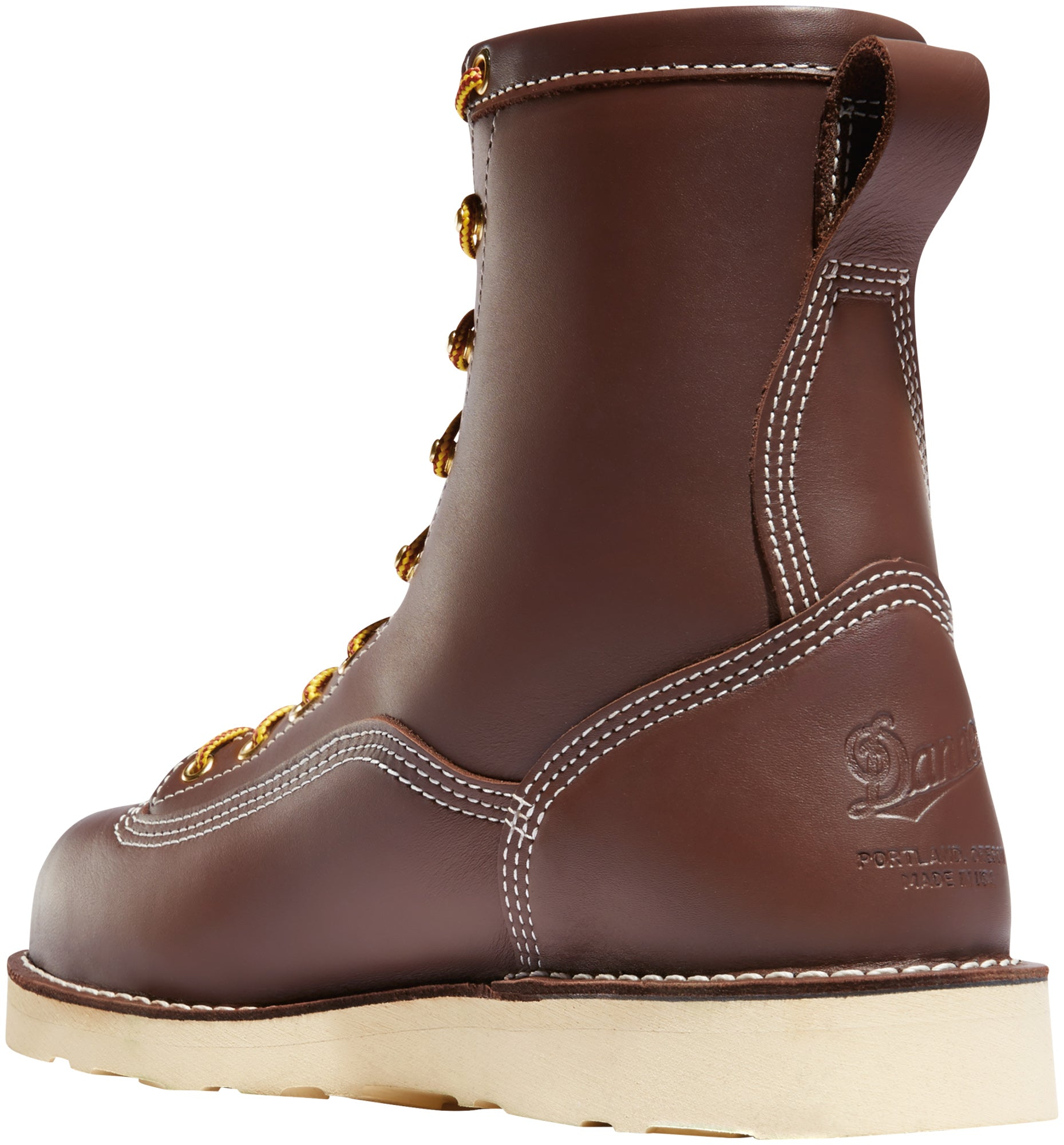 c19c0d10598 Danner Power Foreman Mens Brown Leather 8in GTX NMT Work Boots – The ...