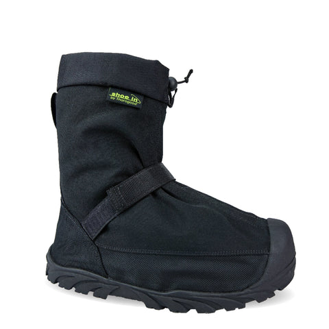 Thorogood Mens Overshoes Black Nylon Waterproof Explorer 11in Insulated