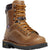 Danner Quarry USA Distressed 400G Mens Brown Leather Work Boots 17319