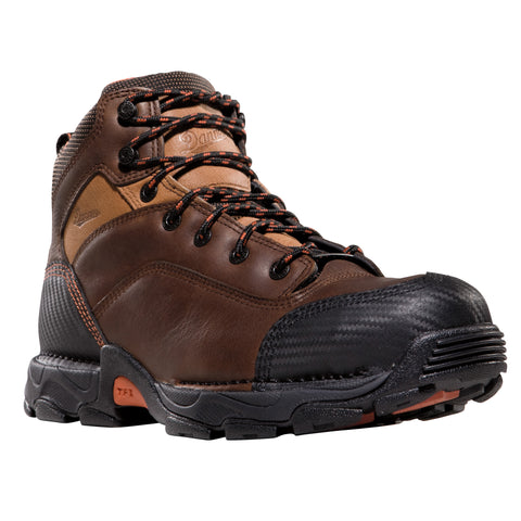 Danner Corvallis 5in Mens Brown Leather Goretex Work Boots 17601
