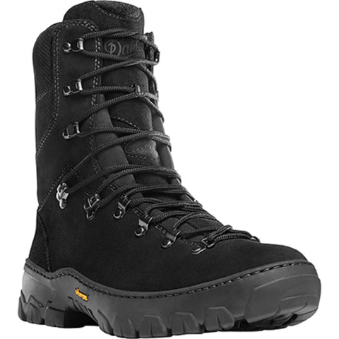 Danner Wildland Tactical Mens Black Leather Firefighter Boots 18050
