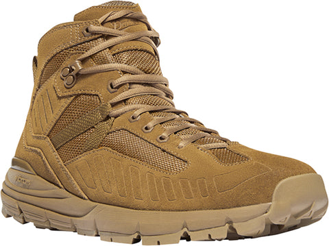 Danner Fullbore Mens Coyote Suede 4.5in WP Military Boots