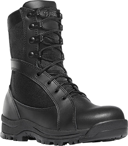 Danner Prowess Womens Black Leather 8in Military Boots