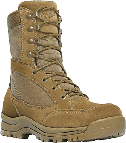 Danner Prowess Womens Coyote Suede 8in Military Boots