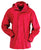 Outback Trading Co. Pak-A-Roo Parka Mens Jacket Red Waterproof Breathable