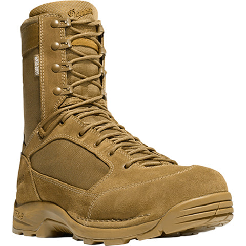 Danner Desert TFX G3 8in GTX Mens Coyote Leather Military Boots 24323
