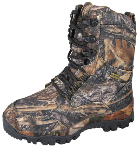 Smoky Mountain Boots Youth Boys Hunting Camo Cordura Insulated