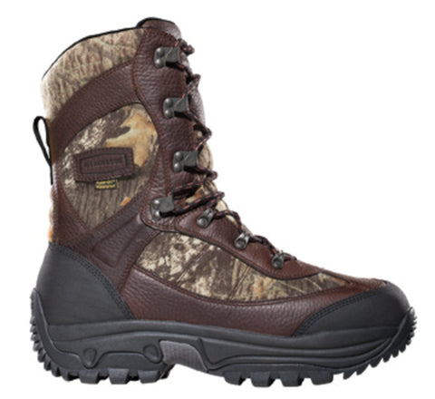Lacrosse Hunt Pac Extreme Mens MOBU Leather 2000G Hunting Boots