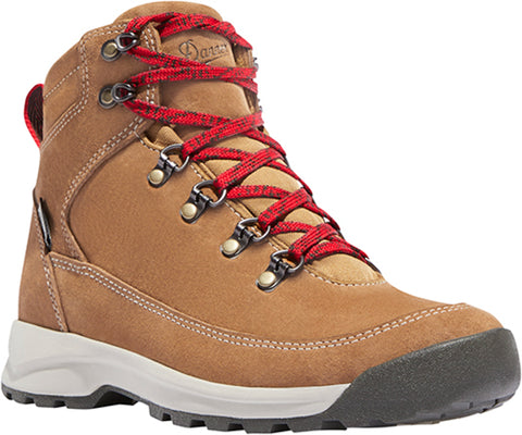 Danner Adrika Hiker Womens Sienna Leather 5in Hiking Boots