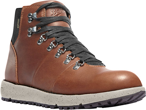Danner Vertigo 917 Mens Light Brown Leather 5in GTX Hiking Boots