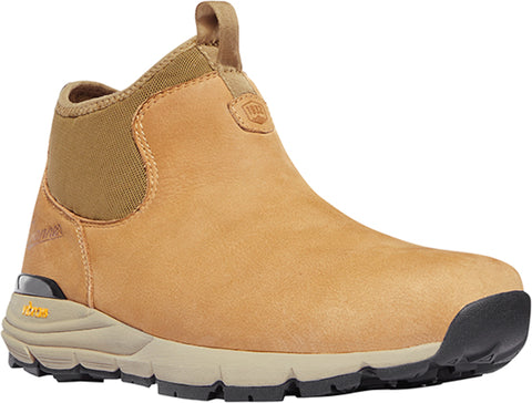 Danner Mountain 600 Chelsea Mens Prairie Sand Leather 4.5in Casual Boots