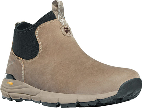 Danner Mountain 600 Chelsea Mens Timber Wolf Leather 4.5in Casual Boots