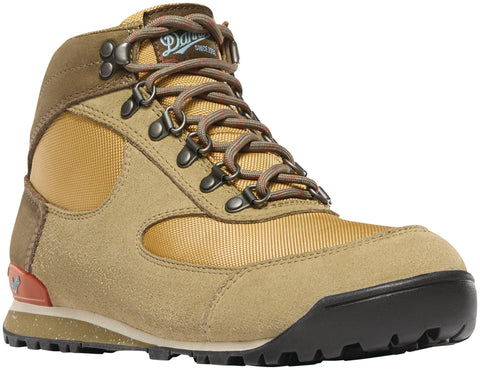 Danner Jag Dry Weather Womens Bronze/Wheat Leather 4.5in Hiking Boots