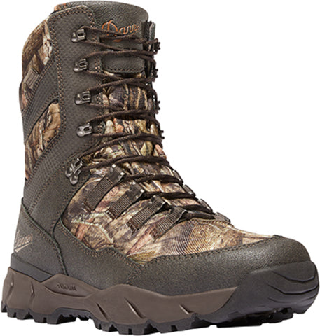 Danner Vital Mens MOBU Leather 8in WP 1200G Hunting Boots