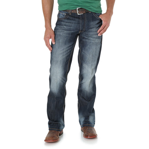 Wrangler Mens River Denim 100% Cotton 20X Jeans