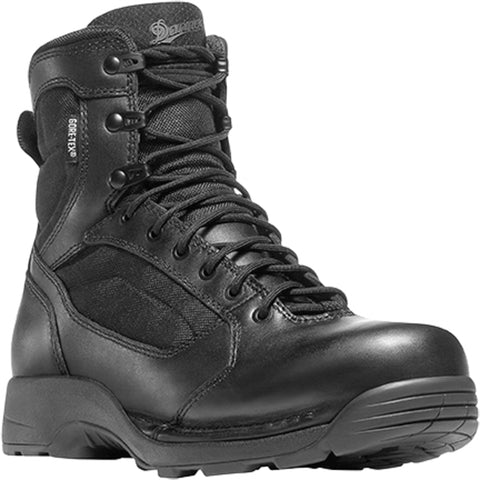 Danner Striker Torrent SideZip Mens Black Leather Military Boots 43011