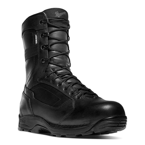 Danner Striker Torrent SideZip Mens Black Leather Military Boots 43031