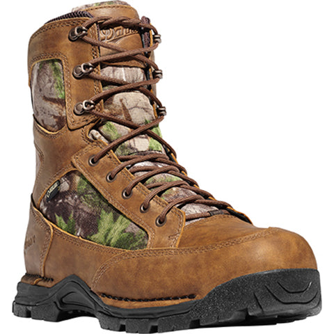 Danner Pronghorn Mens Realtree Xtra Green Leather GTX Hunting Boots 45005