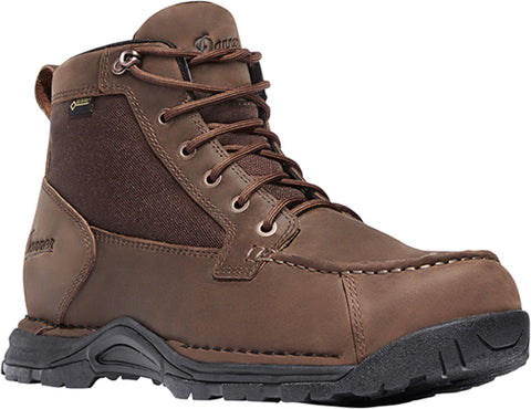 Danner Sharptail Mens Dark Brown Leather 4.5in GTX Hunting Boots