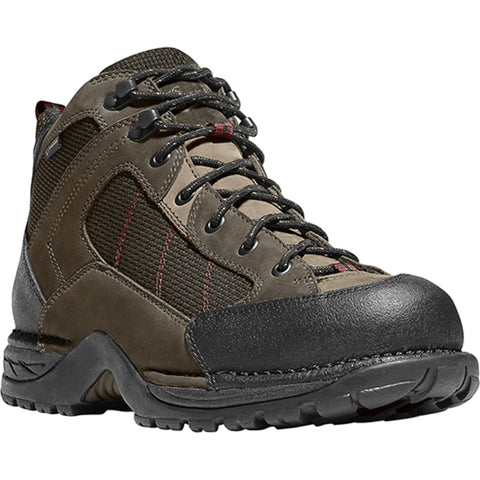 Danner Radical 452 5.5in Mens Olive Leather GTX Hiking Boots 45260