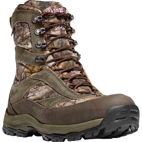 Danner High Ground 400G Womens Realtree Xtra Leather Hunting Boots 46241